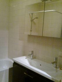 Opknappen kleine badkamer | Onderhoudsklussen Bedrijf Reijnen